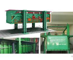 Underground Waste Container System