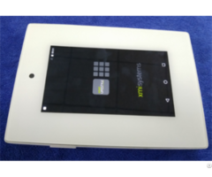 Odm Of Intelligent Home Control System Mtk Quad Core Processors 5 Inch High Definition Screen