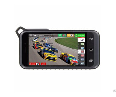 Odm Of Digital Tv Walkie Talkie Smartphone Which Has Design For F1 Fans
