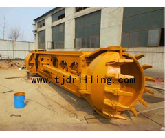 Hammer Grab For Piles Large Size 1500mm 3000mm Diffrent Soil Conditions Sand