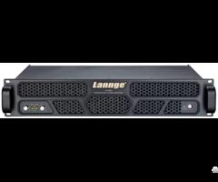 Ps 2800 2u Class H Smsp Professional Power Amplifier 2 800w At 8 Honm