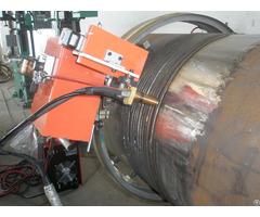 Pipe Prefabrication Orbital Welding Machine For Big Diameters