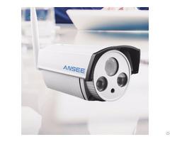 Ax 503r Waterproof Ir Bullet Ip Camera