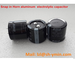 Standard 3000hours Snap In Aluminum Electrolytic Capacitor Sw3