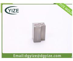Professional Custom Precision Mould Components Factory