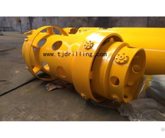 D800 Casing Drive Adapter With Cardanic Joint For Sany 285 Drill Rig