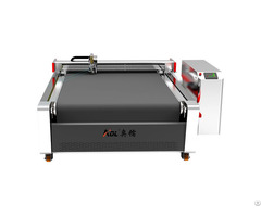 Jinan Aol Fabric Cloth Textile Cutting Machine