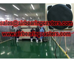 Air Caster Rigging System Quotation
