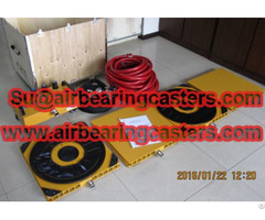 Air Bearing Turntables Adjustable Easily