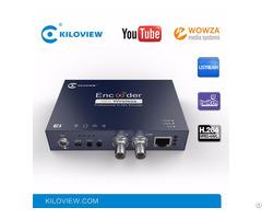 Rtmp Rtsp To Sdi Iptv Streaming Video Decoder Hardware Changsha