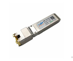 10gbase T Sfp Copper Rj45 Transceiver