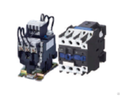 Cj 19 Series Contactor Mechanical Switching 3p3w For Apfc