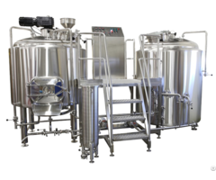 10bbl Machine Used Brewery Equipment For Sale