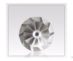 Custom Machining Investment Casting Titanium Impeller