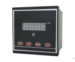 Digital Single Phase Current Meter