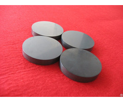 High Wear Resistant Silicon Nitride Ceramic Disc Plate