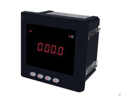 1p An Digital Single Phase Current Meter