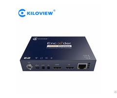 Low Consumption Portable H 264 Hdmi Iptv Rtsp Rtmp Video Encoder