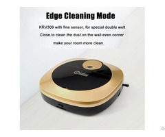Factory Price Wireless Remote Control Ultrasound Sensor Vacuum Cleaner Robot