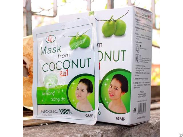 Coconut Mask 2 In 1