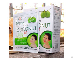 Coconut Mask 2 In 1
