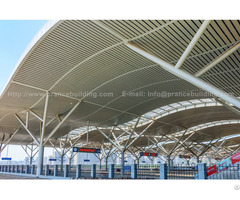High Speed Rail Station Quality Strip Ceiling