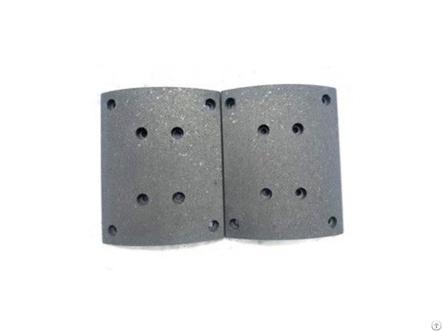 Wholesale Auto Spare Parts Man Truck Part Brake Lining 19486 87 88