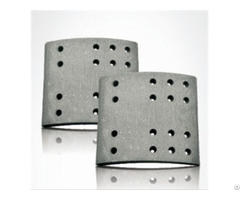 Semi Metal Material High Quality Mack Brake Lining 4471