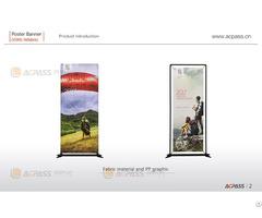 Poster Banner Gs901 850x2000mm