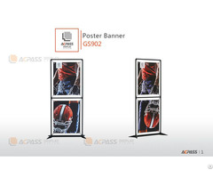 Poster Banner Gs902 850x2000mm