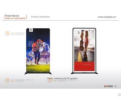 Poster Banner Gs912 1200x2300mm