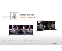 Poster Banner Gs912 2000x800mm