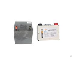Distributor Aluminum Shell Lifepo4 Electric Car Batteries 48v 120ah Jump Starter