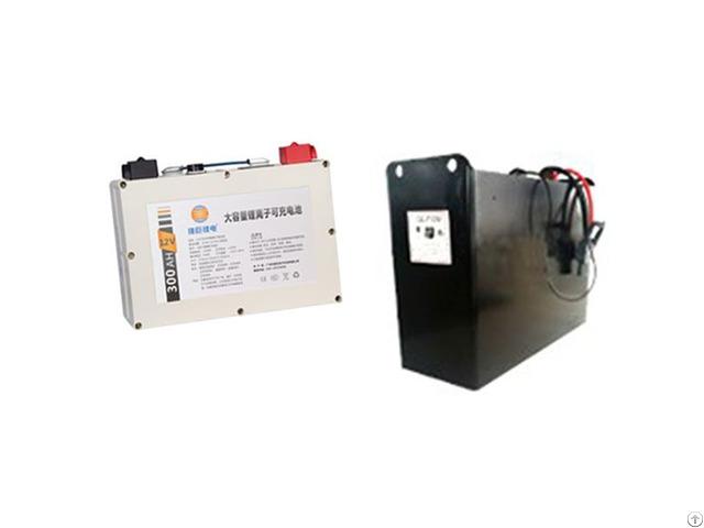 Distributor Aluminum Shell Lifepo4 Electric Car Batteries 48v 200ah Automobile Jump Starter