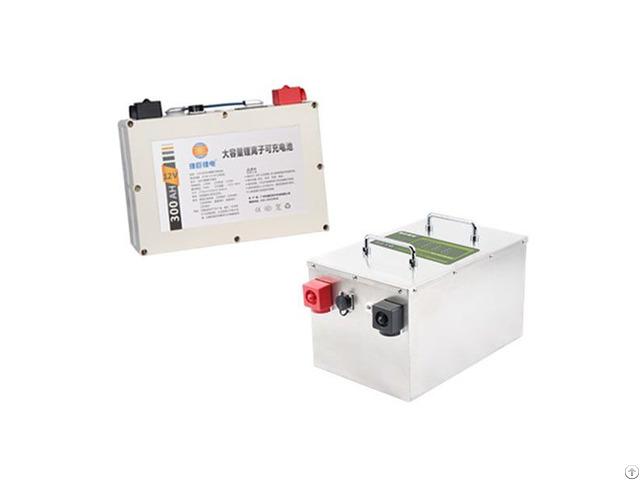 Distributor Custom Lifepo4 E Car Batteries 48v 600ah Recreational Vehicle
