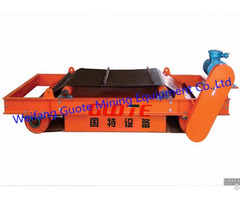 High Efficient Ore Magnetic Separator For Sale