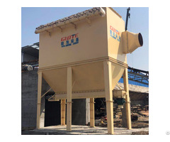 Bag Filter Cyclone Dust Collector For Mine Industry