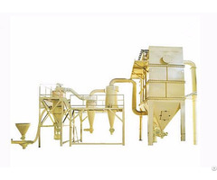 Air Classifier For Limestone Powder