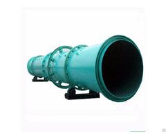 Rotary Drum Mine Dryer For Steel Powder