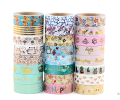 Washi Tape Diy Idea