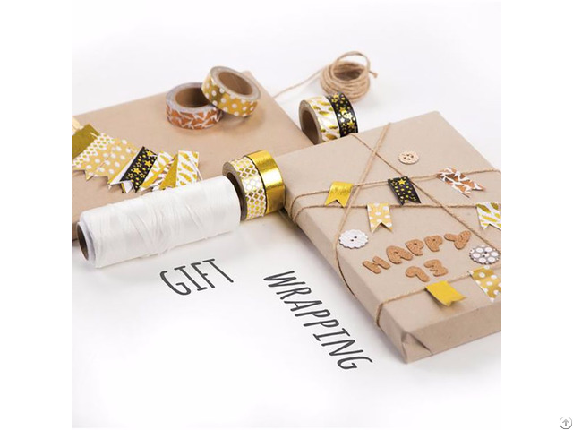 Free Samples Gift Promotion Diy Decorative Washi Tape