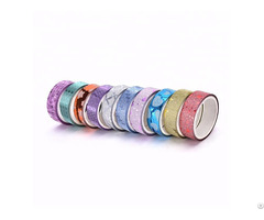 Japanese Washi Tape Colored Masking Packaging Tap
