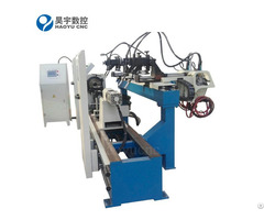 Axle Head Co2 Automatic Welding Machine I Design Mission