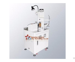 Fully Automatic Gold Plated Contact Wire Terminal Crimping Machine