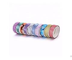 Japanese Washi Tape Colored Masking Packaging Tap