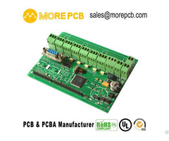 Oem Electronic Pcb And Pcba Assembly Manufacturer Morepcb Printed Circuit Board