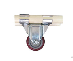 Fix Flat Caster Wheel Kj 303