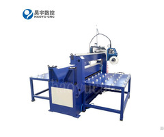 Automatic Longitudinal Seam Welding Machine For Flat Metal Sheet