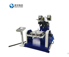 Radiator Single Longitudinal Seam Welding Machine