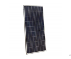 150w Polycrystalline Solar Panel Module For 12v Battery Charging